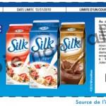 Rabais Silk – Économisez 0.50$