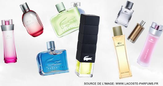 44b85e03fd17 Obtenez un échantillon gratuit de parfum Lacoste. Voici le fragrances  disponibles Lacoste Touch of Pink, Lacoste Challenge ou Lacoste Essential  Sport.