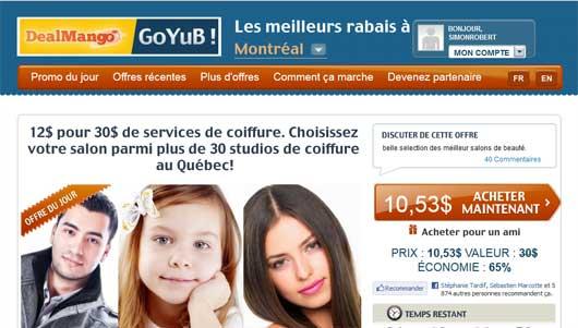 Goyub - Achetez en groupe
