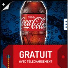 Coke gratuit