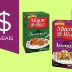 Coupons rabais Minute Rice de 1$
