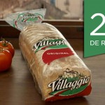 Pain Villaggio – Coupons rabais de 2$