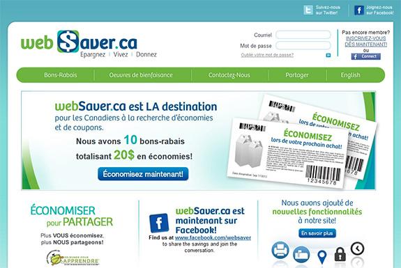 Websaver