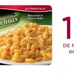 Coupon rabais Michelina's achetez en 5 éconimisez 1$