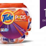 Coupon rabais Tide Pods ou Gain Flings de 1$