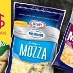 Coupon rabais de fromage râpé Kraft avec un soupçon de Philadelphia de 2$