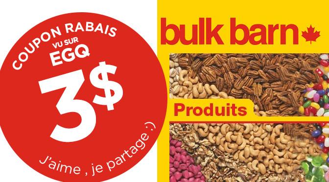 coupon-rabais bulk barn fevrier mars