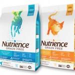5$ pour un sac de Nutriance pour chien ou chat d'une valeur de 32,99$.