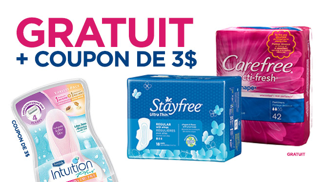 Stayfree ou carefree gratuit