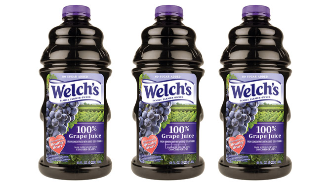 Coupon rbais Jus Welch's