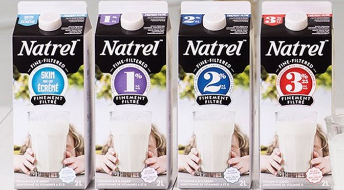 Coupon-rabais Natrel Lait