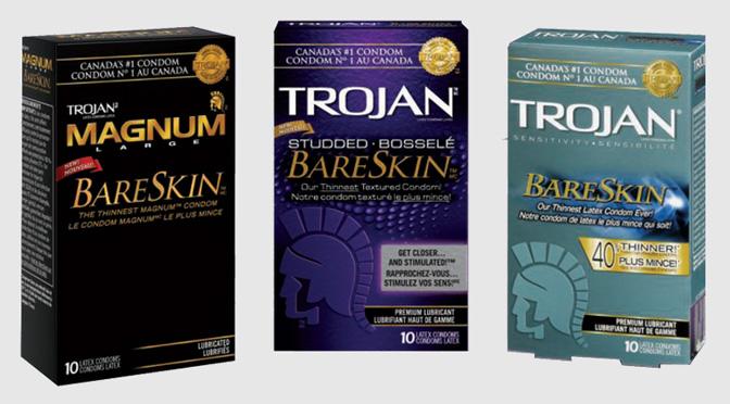 Essaie gratuit condom Trojan