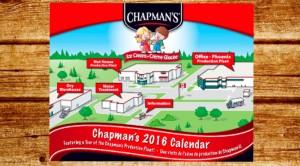 Calendrier Chapman's Gratuits