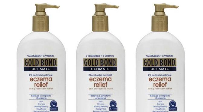 Eczema crème gold bond à rabais