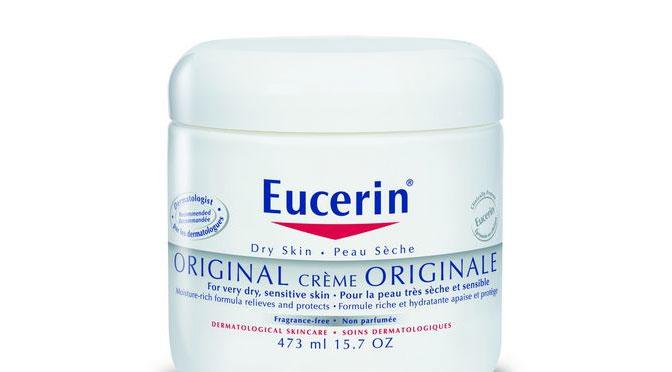 coupo rabais lotion crème eucerin originale