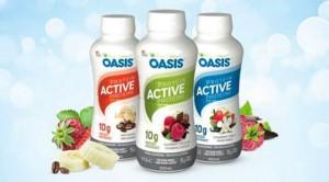 Oasis active Gratuit