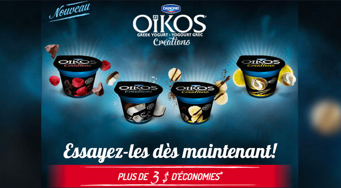 Coupon Oikos Creation