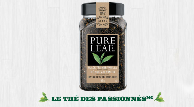 Thé pure leaf