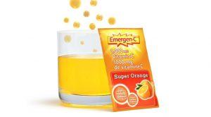 echantillons vitamine emergenc