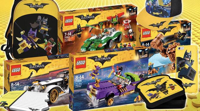 Concours Lego Batman