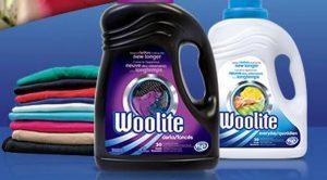 détergent Woolite