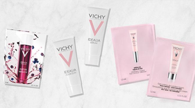 Échantillons gratuit Vichy