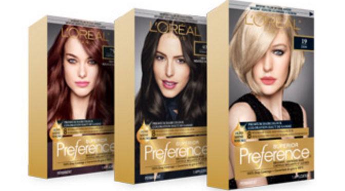Coupon teinture L'oréal superior preference
