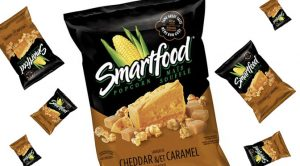 Pop-corn SmartFood coupon-rabais