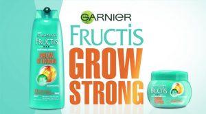Echantillons gratuit Fructis