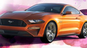 Concours Ford Mustang 2018