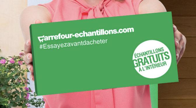 Échantillons gratuits Carrefour Échantillons Automne