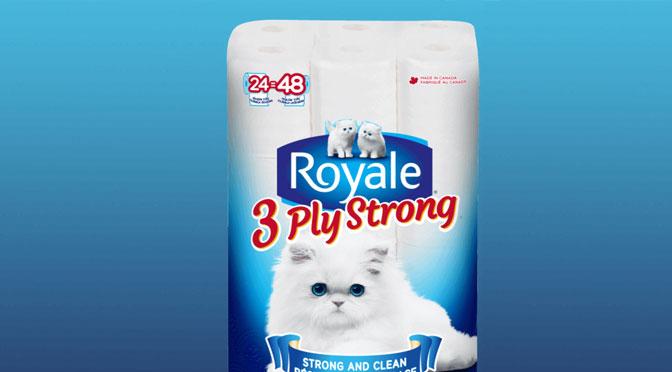Papier Royale 3 épaisseurs